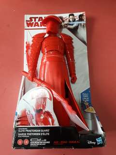 Star Wars Electronic Elite Praetorian Guard