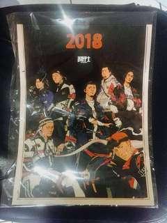 🚚 顏社2018巡迴演唱會年曆