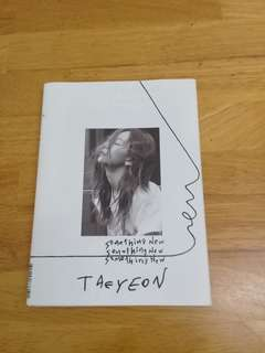 Taeyeon something New 全专