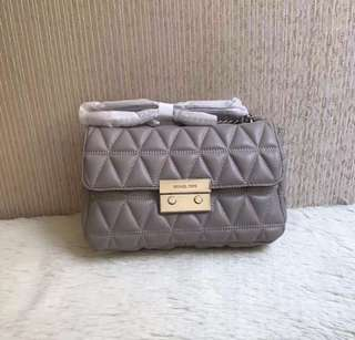 AUTHENTIC MICHAEL KORS QUILTED PASTEL