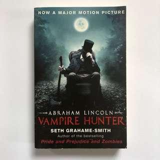 [Novel] Abraham Lincoln Vampire Hunter