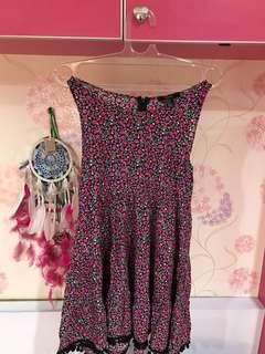 flower dress forever 21