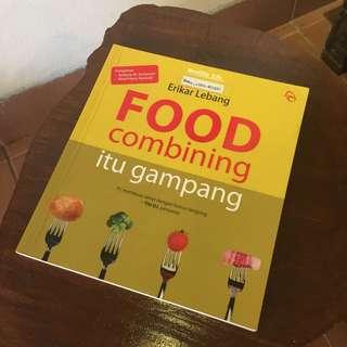 Food combining itu gampang, erikar lebang, penerbit mizan