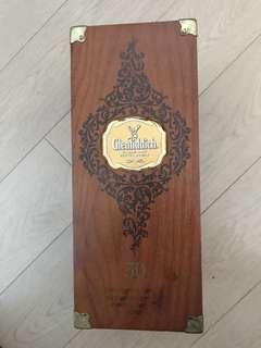 Scottland Glenfiddich 30 Years Whisky 蘇格蘭30年威士忌