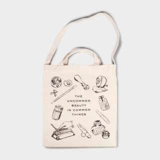 [Postage included] Tools To Liveby Tote Bag  Design A