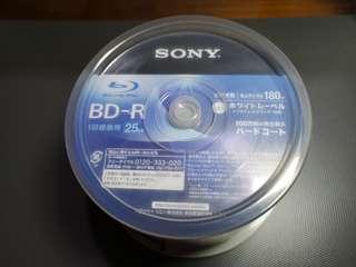 Sony BD-R 25gb 1-4x 50 pcs