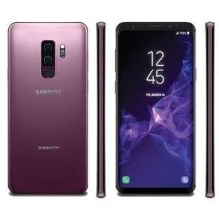 Handphone Samsung Galaxy S9+ Bisa Kredit Tanpa Kartu Kredit Khusus Bandung