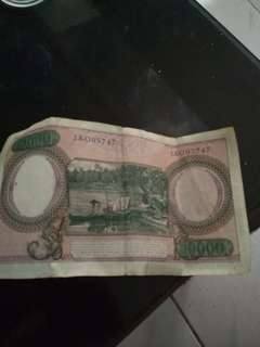 uang lama tahun 1964