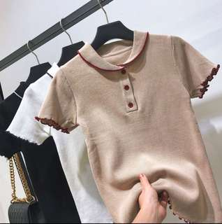 Preorder Knit Top