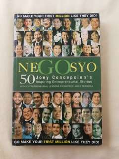 NeGOsyo (50 successful entrepreneur stories)