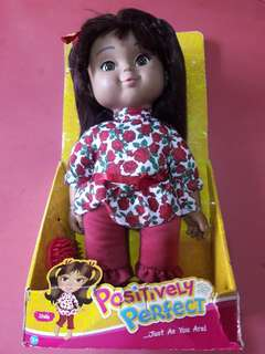 "Positively Perfect Doll 14.5""- Stella"