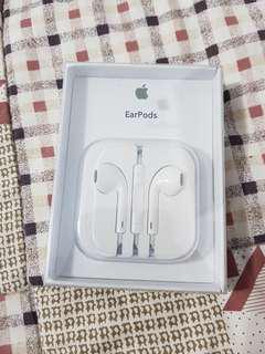 Apple Earpods 線控麥克風耳機