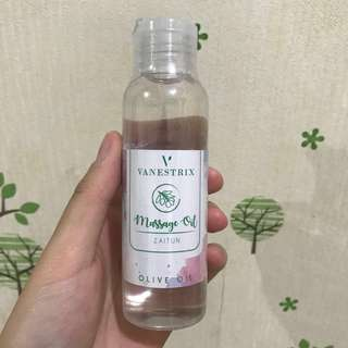 NEW Vanestrix Massage Oil