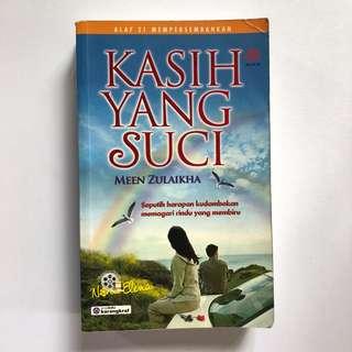 [Novel] Kasih Yang Suci