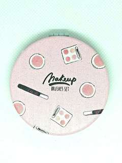 🚚 🔴<FLASHSALE>🔴 KOREAN MIRRORS!!💋💄BRAND NEW!! FANCY KOREAN COSMETIC DOUBLE-SIDED COMPACT MIRROR!! SUPER SLIM AND HANDY!! NO PROBLEM TO FIT EVEN INTO SMALL CARD POUCHES!! LIMITED KAWAII DESIGNS PER PIECES!! HURRY WHILE STOCK LAST!! GRAB BEFORE ITS GONE!!