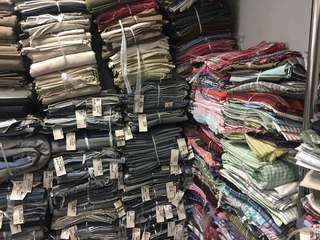 Textile 布(花布 牛仔布 cotton nylon)