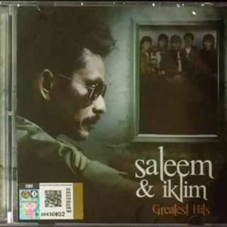 SALEEM And IKLIM Greatest Hits 3CD New