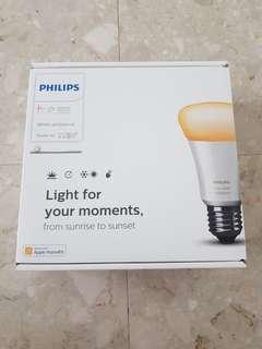 Philips hue white ambiance starter kit
