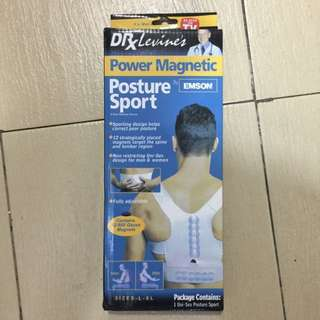 Dr Levine - Power Magnetic Posture Sport