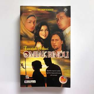 [Novel] Ombak Rindu