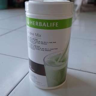 Herbalife choco mint