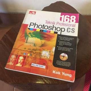 168 teknik profesional photoshop cs, kok yung, penerbit elex media komputindo