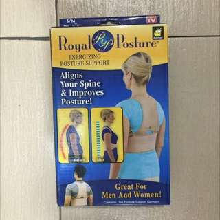 Royal Posture™ Energizing Posture Support
