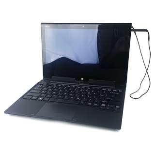 Fujitsu Stylistic Q704、13吋防水平板,i5、8、128、視訊、指紋、藍牙、手寫筆、底座、LTE