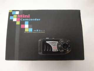 HD Live Mini Spy Wireless Camera Video Recorder