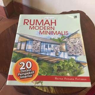 Rumah Modern Minimalis, Ratna Fedara Fatimah
