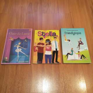 TAKE ALL! NOVEL FRIENDLYTOPIA, CLAIR DE LUNE, STELLA LOVE IS NOT BLIND
