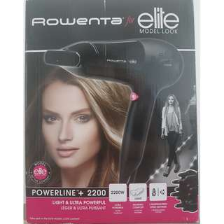 ROWENTA Powerline+ Hairdryer 2200W