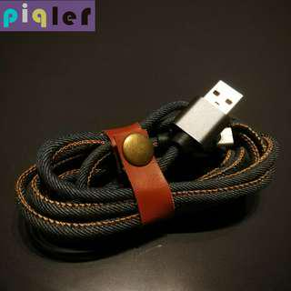 USB Data Charger Cable A to C New Phone 2 meter
