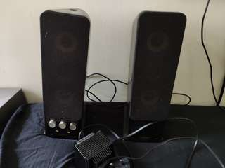 Creative T40 Series II speakers