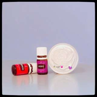 Young Living Hand & Body Lotion(hand made)