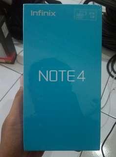 Infinix Note 4 3/32 Garansi Resmi