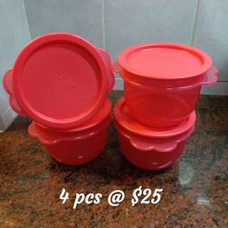 Authentic Tupperware container
