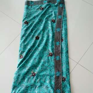 Vintage design saree,,/reduced