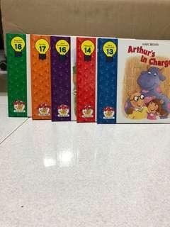 🚚 Arthur's Family Values - English