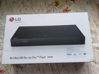 100% 全新4K LG Blu-ray Disc
