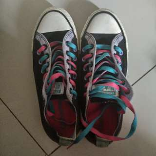 Authentic Converse Low Sneakers
