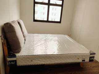 Brand new unwrapped king size mattress, sale clearance