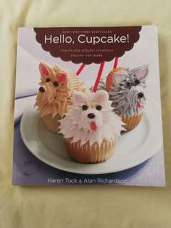 Baking book (Hello, cupcakes)