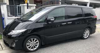 For Sale - TOYOTA ESTIMA 2.4 AERAS 7 SEATER FACELIFT with 2 POWER DOOR