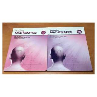 Discovering Mathematics Textbook
