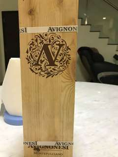 Avignonesi wine