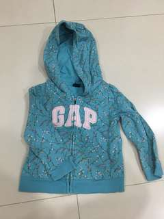 Baby gap girl jacket