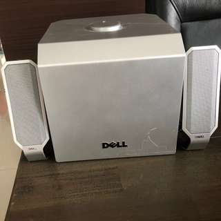 Dell Subwoofers and Speakers