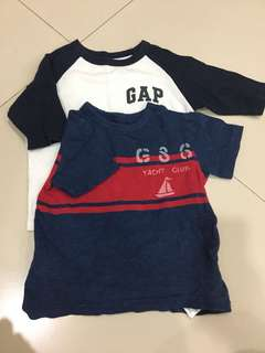Baby gap boy t shirt