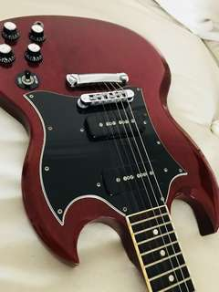 Gibson SG Classic P90s '05